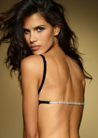 Diamante Back Bra by Ultimo