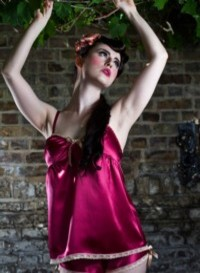 Ayten Gasson Hand-Made Silk Lingerie